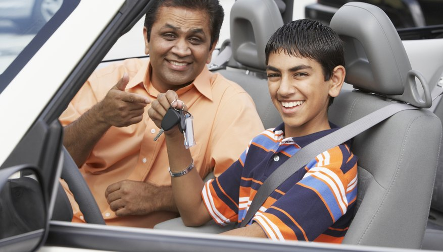 Behind-the-wheel training helps your teen learn in real situations.
