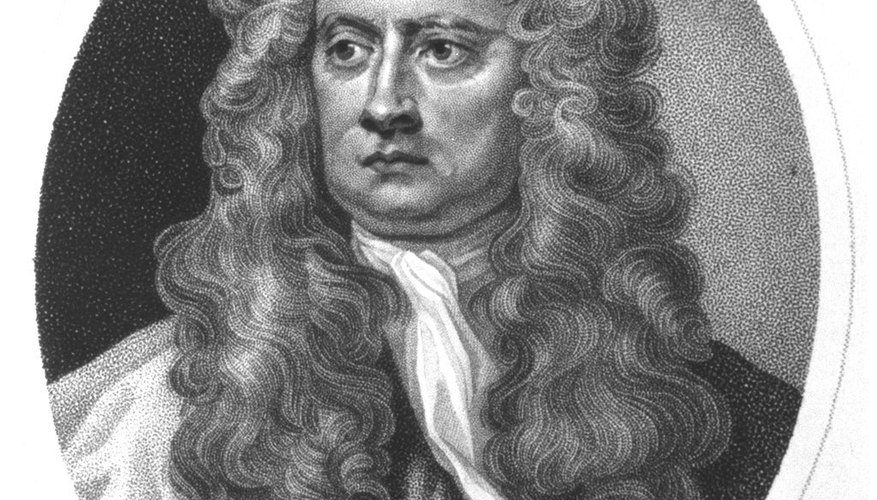 Sir Isaac Newton was one of the inventors of calculating derivatives.