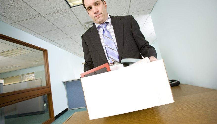 Renunciar a un trabajo sin otro en miras puede ser riesgoso.