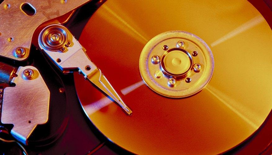 Libera espacio en el disco duro borrando los datos innecesarios o no utilizados.