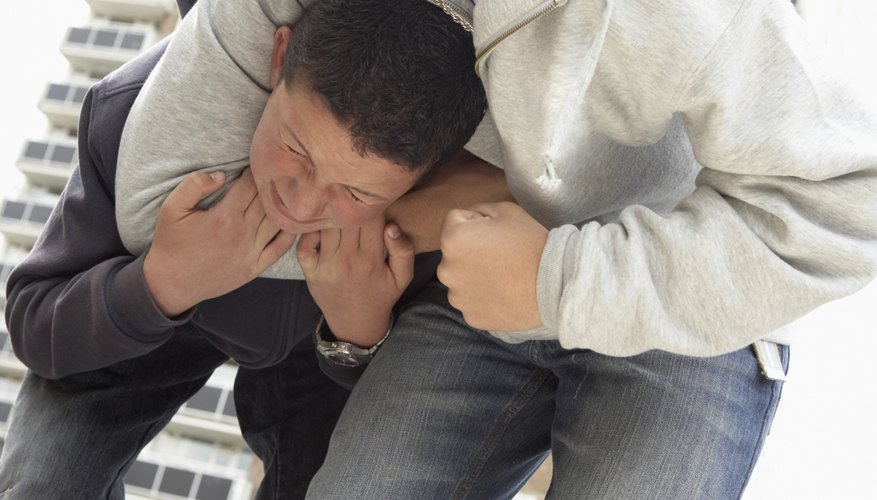 Troubled teenagers can find help in a variety of settings.