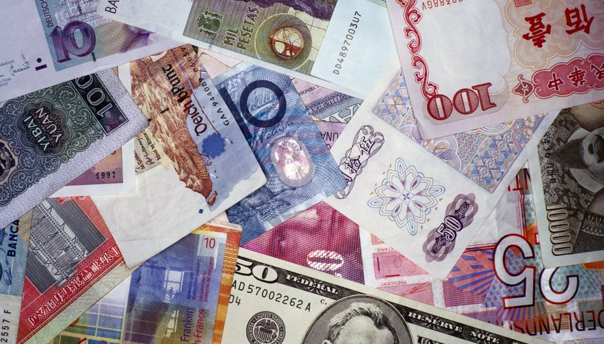 Businesses involved in international trade are susceptible to foreign exchange rate risk.