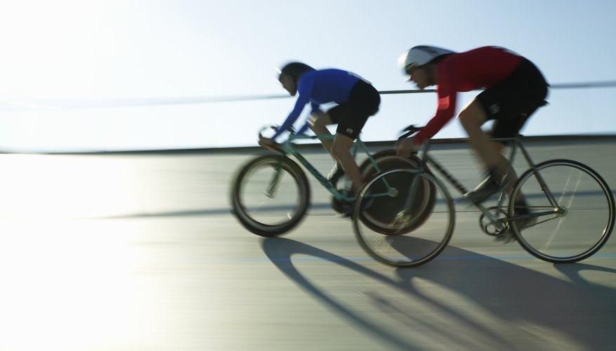Las bicicletas para carretera son las más delgadas y más rápidas del mercado.