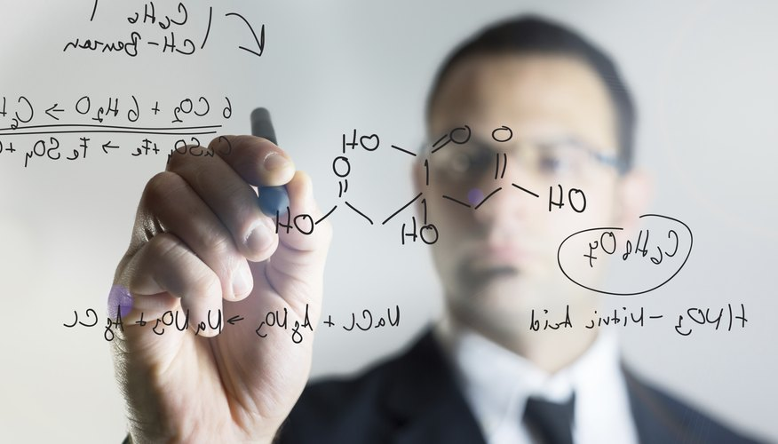 Easy Way To Learn Chemistry Formulas Sciencing