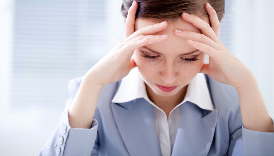 Temple pain that results from an ear infection is usually related to pressure.