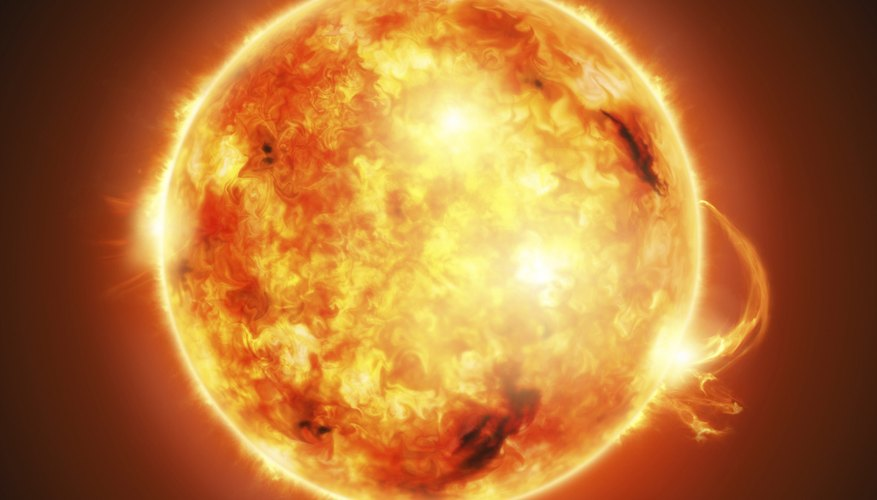 The sun is too small to form a supernova explosion.