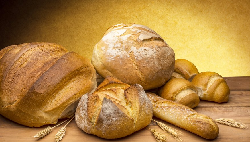 Essential items such as bread have caused bakeries to survive tough times.