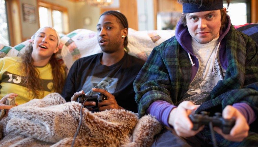 Violent Video Games Cause Behavior Problems Do Violent Game...