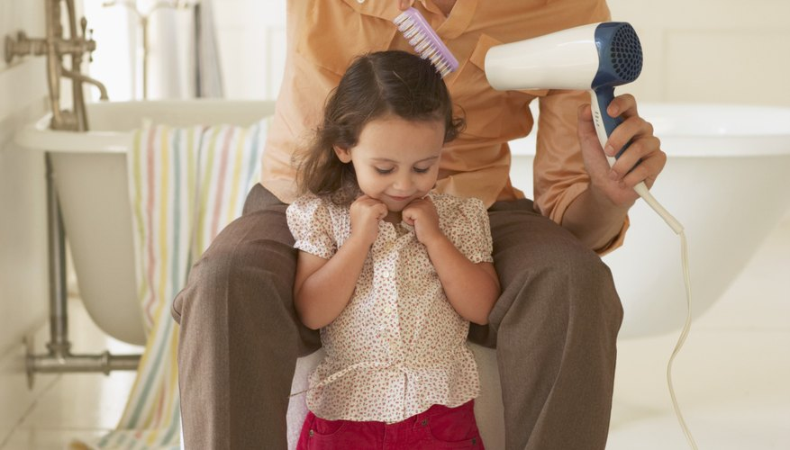 Simple styles require less upkeep for busy dads