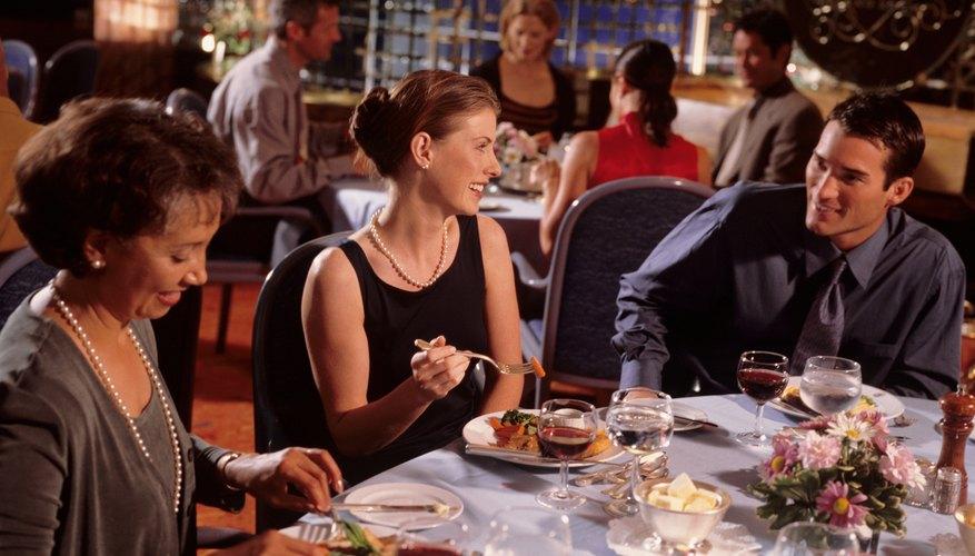 Los restaurantes necesitan calcular y determinar la utilidad como cualquier otro negocio.