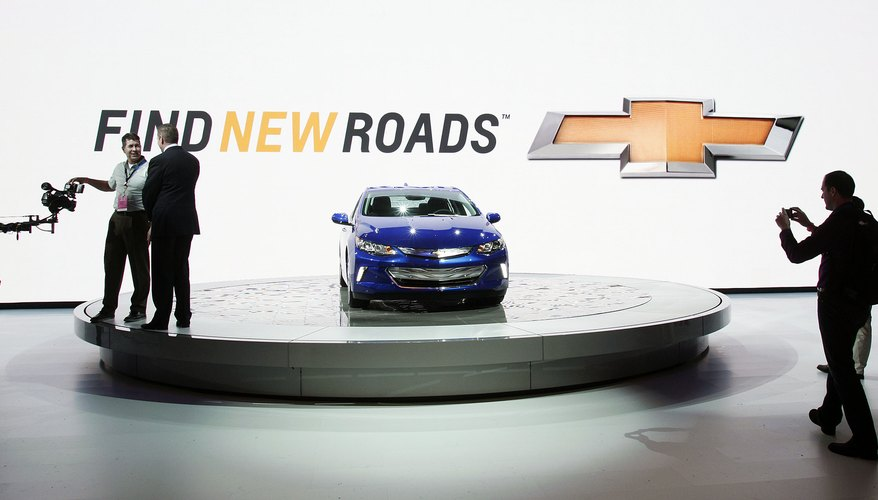 Car Display Ideas Bizfluent - Car show booth ideas