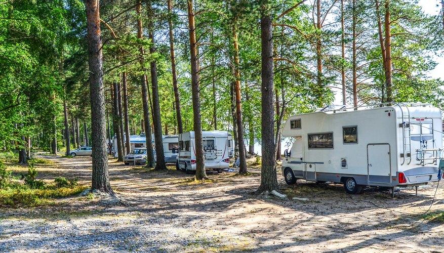 Florida Campgrounds for Snowbirds