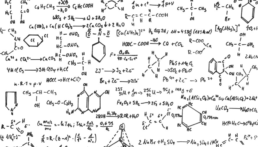 The use of coefficients and subscripts allows for easy reporting of the atomic and molecular reactions.
