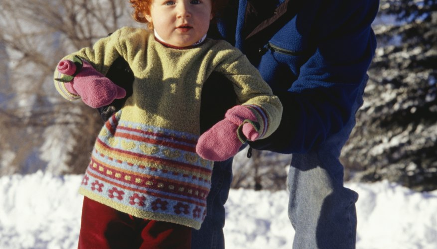 Telluride is a good spot for your child's first ice skating lesson.