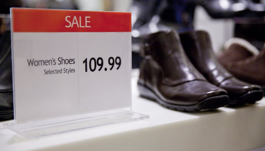 Women's shoe sale price