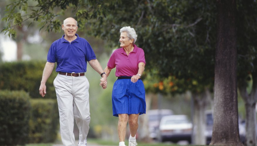 Swimming, walking and dancing will help you reach your target heart rate without causing excessive strain on the body.