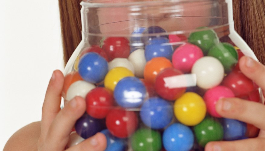 When filling an estimation jar, the possibilities are endless.