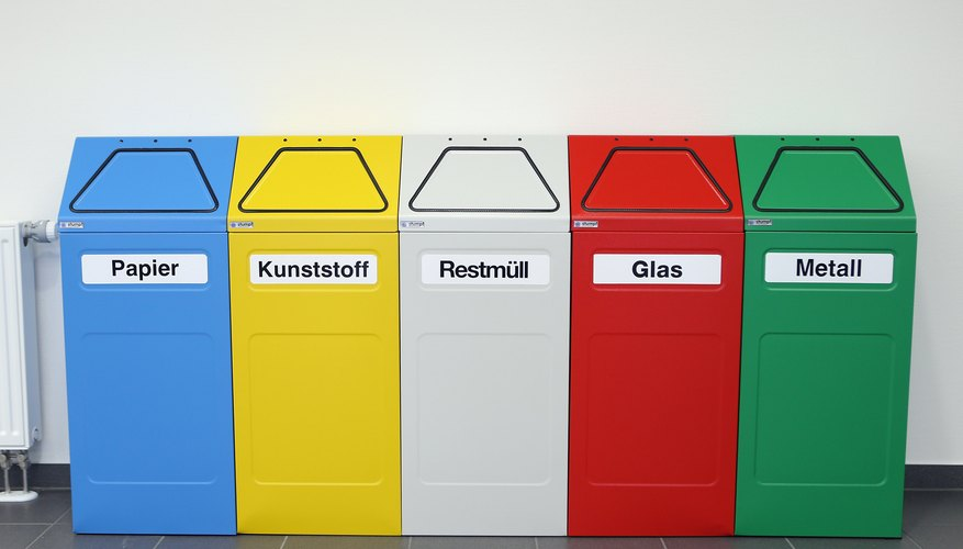 Children the world over can learn about recycling.