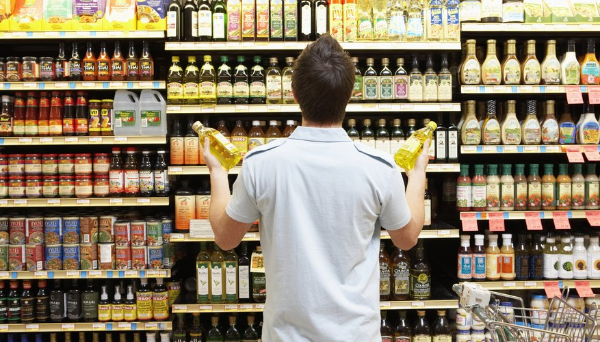 Supermarkets can use RFID systems to track products as they leave the shelves and when they are checked out.