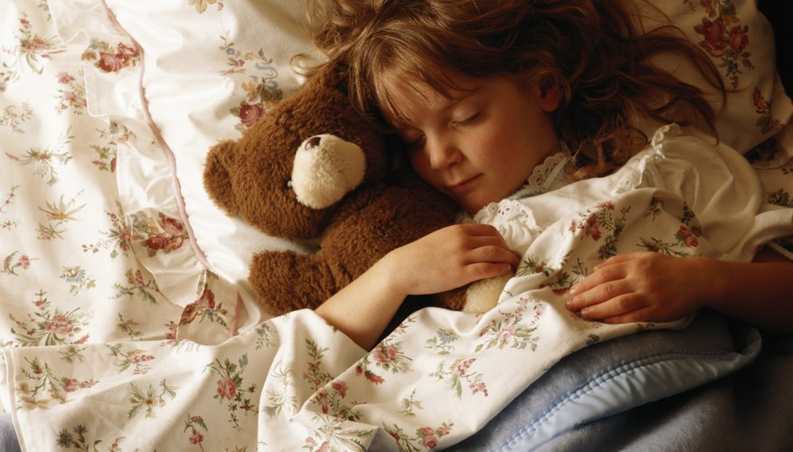 Stop nighttime meltdowns by making teddy optional.