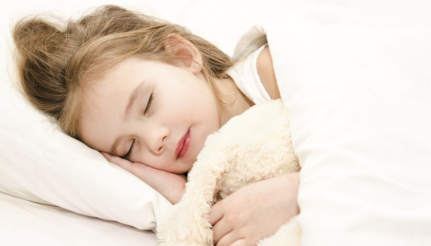 Children may need diapers at night even at age 5 or older until they are fully potty trained.