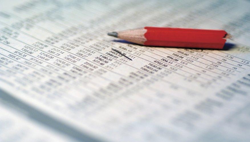 El estado de balance ofrece información valiosa para los inversionistas.