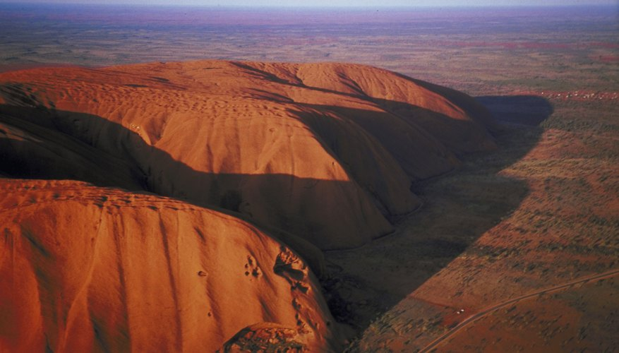 Australia's Great Sandy desert