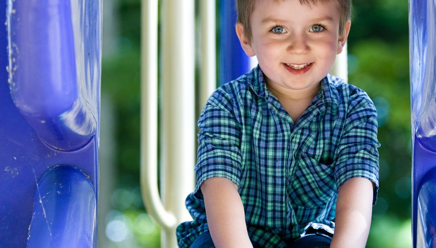 Grants are used to purchase slides, swings and other playground equipment.