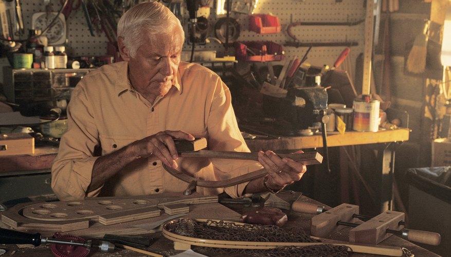 Aprende a construir un pequeño taller de carpintería dentro de tu casa.
