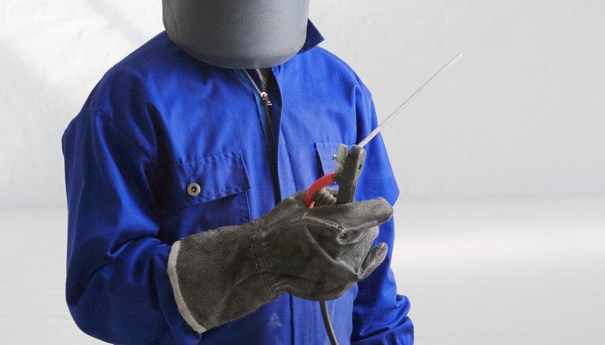 La soldadura TIG suelda más tipos de metales que cualquier otro proceso.