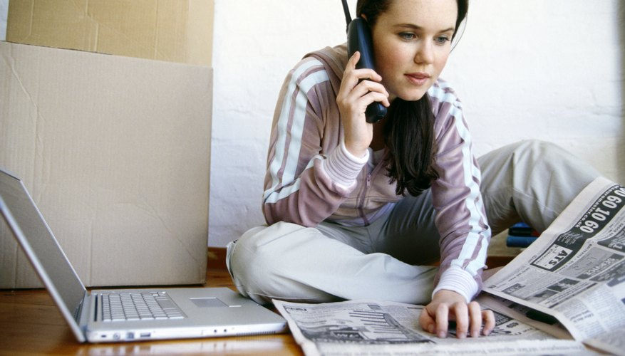 Work-study programs provide student jobs.