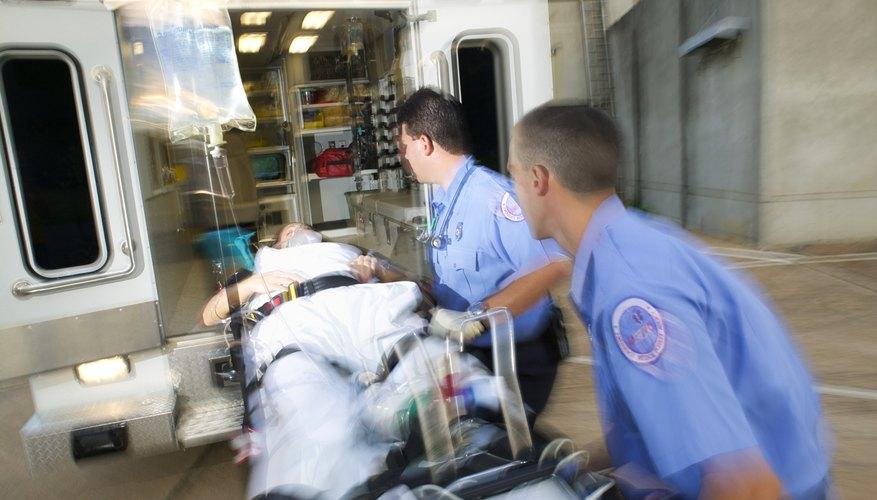f he is experiencing breathing difficulties, seek emergency medical attention