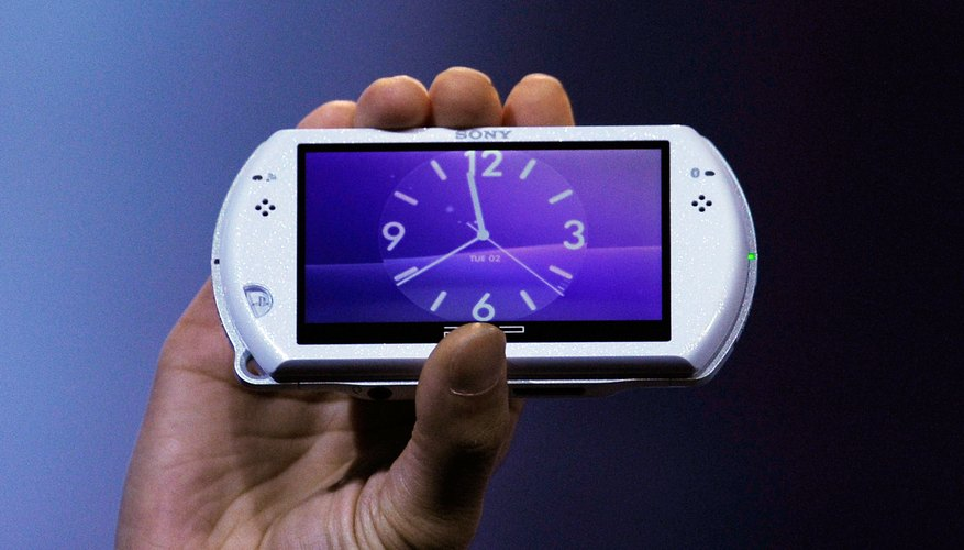 Clock view on PSP model