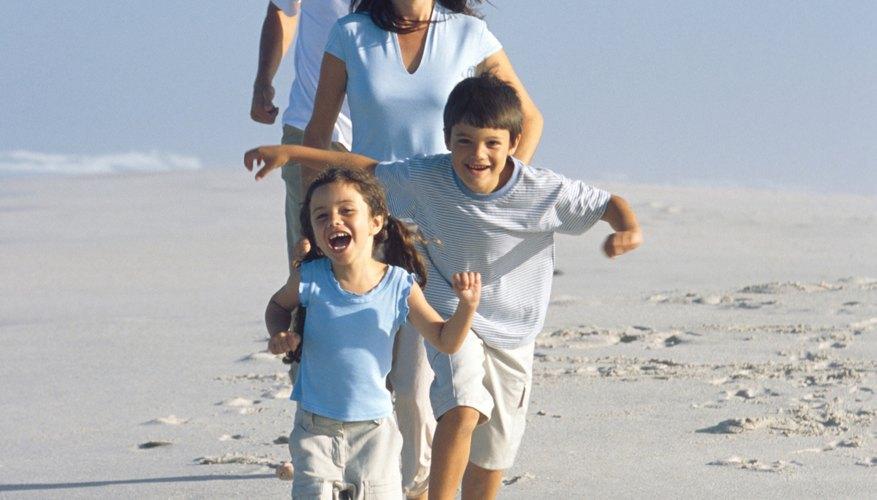 Atlantic Beach has beautiful beaches to enjoy with your kids.