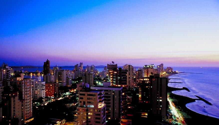 Cartagena es uno de los sitios más hermosos de Colombia.