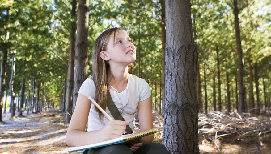 Practice writing and reading activities outdoors and indoors with your child.