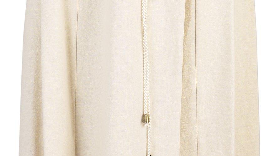 Falda plato larga