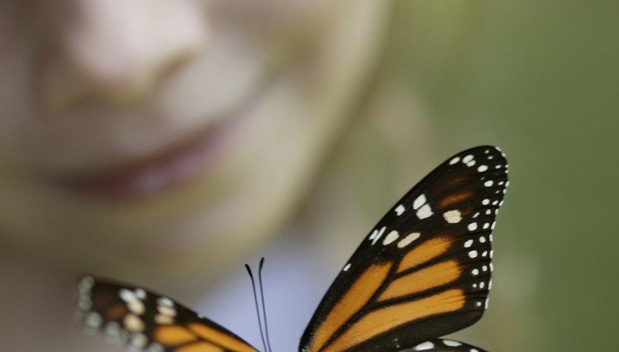 Interactuar con la naturaleza es una de las maneras más simples de enseñar a los niños acerca de la biodiversidad.
