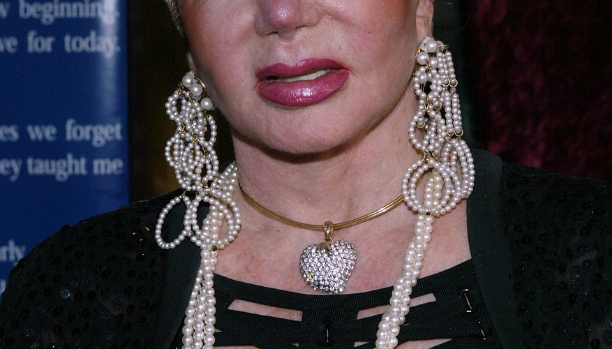 Jackie Stallone.