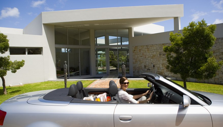 After a repossession, a convertible might be out of reach.