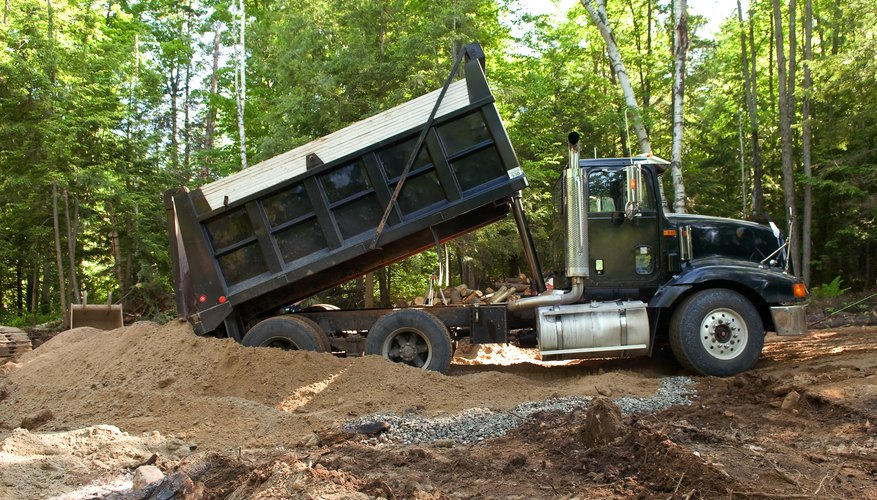 A Sample Dump Truck Business Plan Template