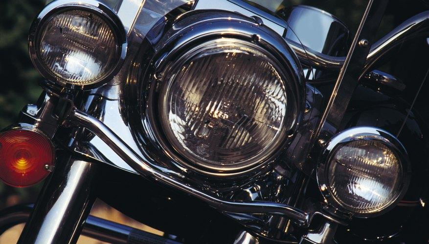 Las compañías de seguros suelen vender las motocicletas dañadas o aquéllas que son recuperadas después de que ya le han pagado al dueño de la póliza.
