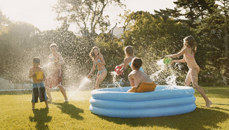 You can find fun activities in your own backyard.