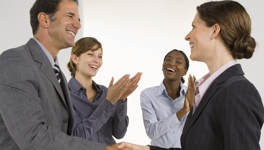 Companies must keep salaries competitive if they want to hire and retain qualified employees.
