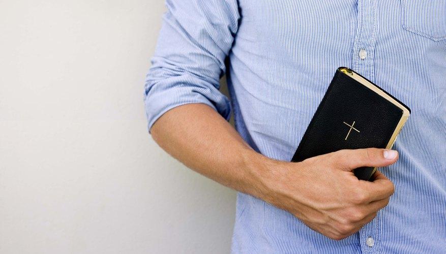 La Biblia es un símbolo reconocido alrededor del mundo.