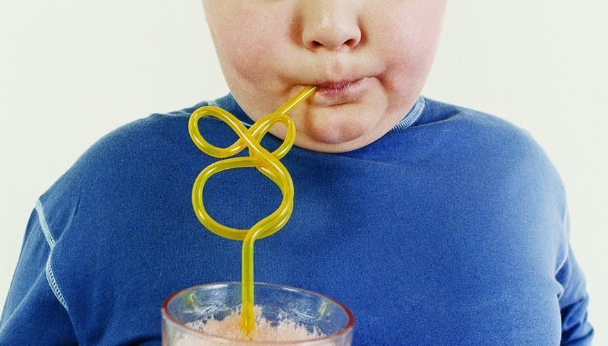 Several studies have linked childhood obesity to television advertising.