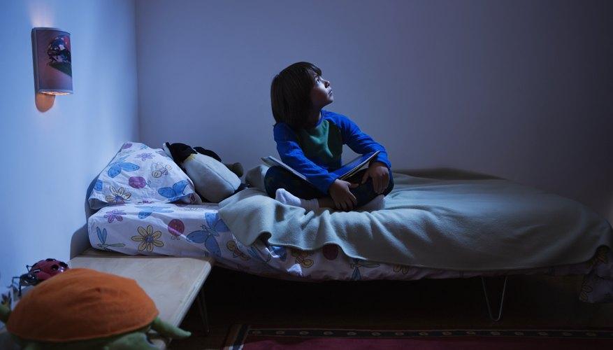 No permitas que las pesadillas eviten que tu hijo tenga un sueño tranquilo.