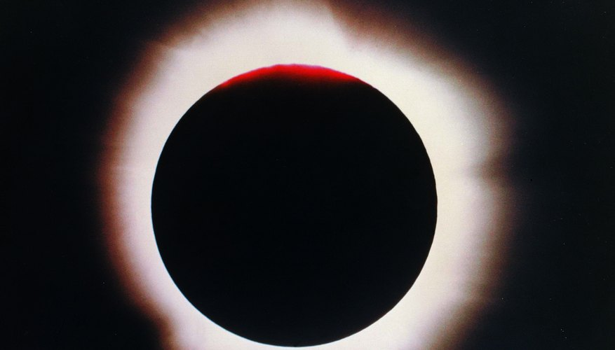 The dark inner shadow of the eclipse is called the umbra.