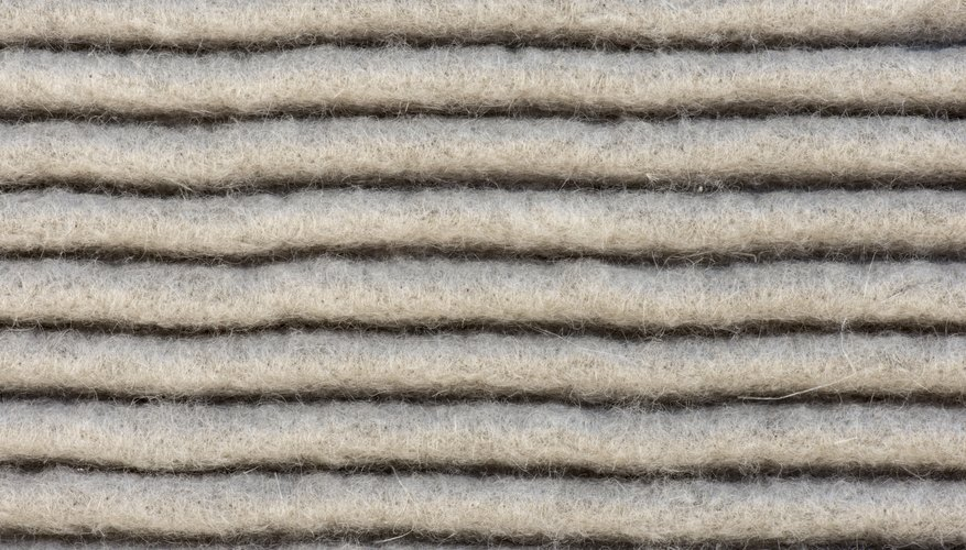 Replace air condition filters.