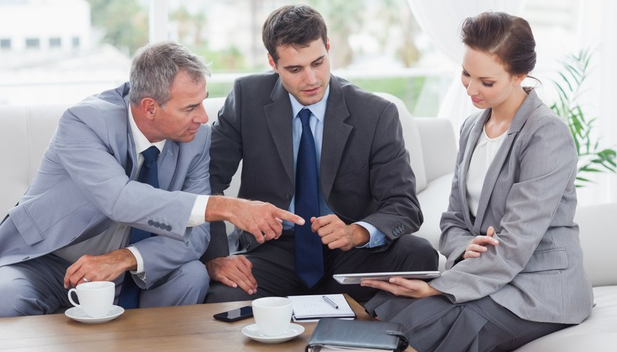 The board is responsible for finding a suitable replacement if the head of an organization leaves.